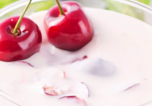 yogur-cereza-receta-argal