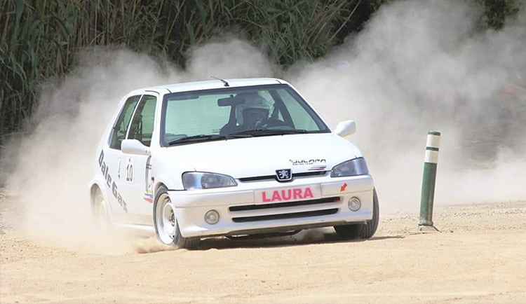 laura-bonillo-rally-slalom